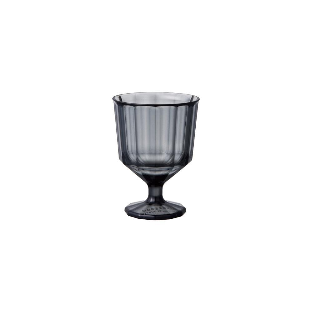 KINTO ALFRESCO WINE GLASS 250ML SMOKE THUMBNAIL 0