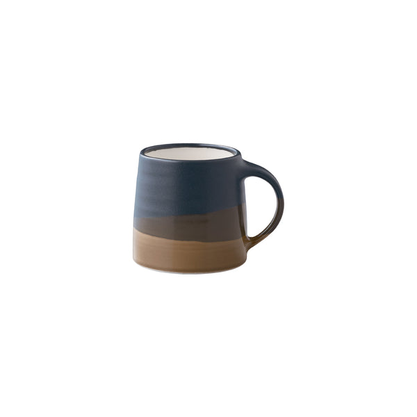 KINTO SCS-S03 MUG 320ML BLACK X BROWN