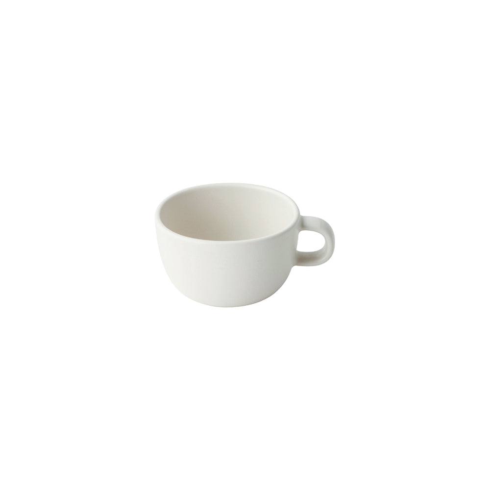 KINTO NEST WIDE MUG 360ML  WHITE