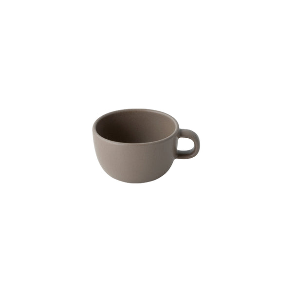KINTO NEST WIDE MUG 360ML BROWN