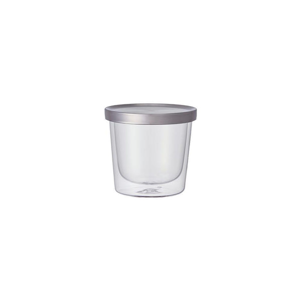 KINTO LT TEA BAG CUP 260ML CLEAR