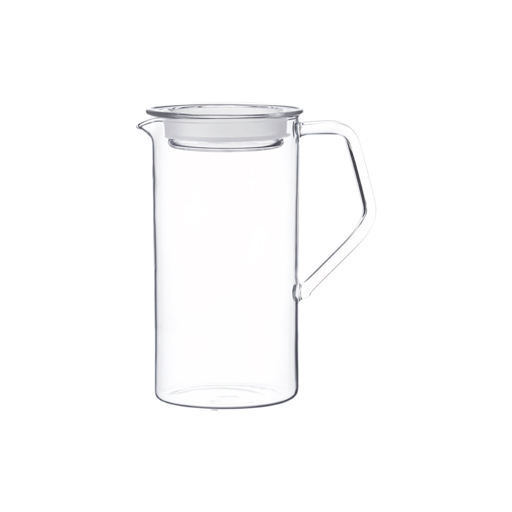 KINTO CAST WATER JUG 0.75L  CLEAR
