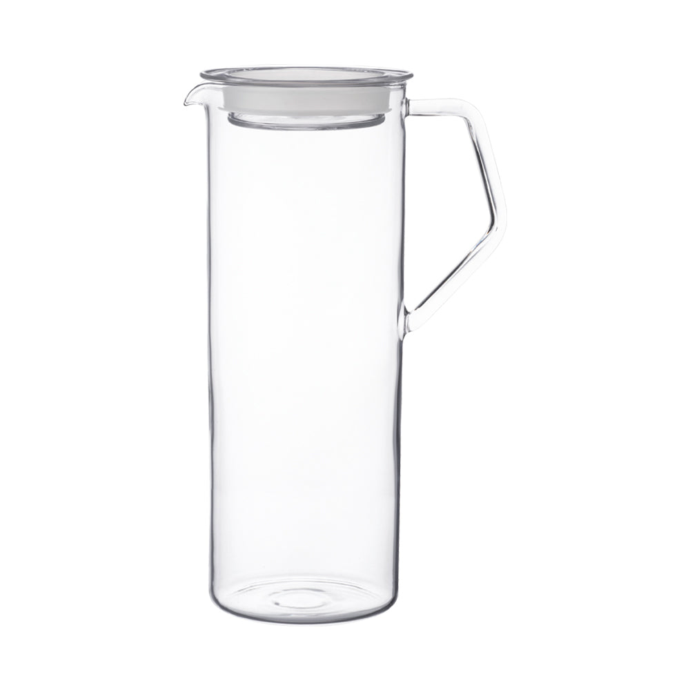 KINTO CAST WATER JUG 1.2L  CLEAR