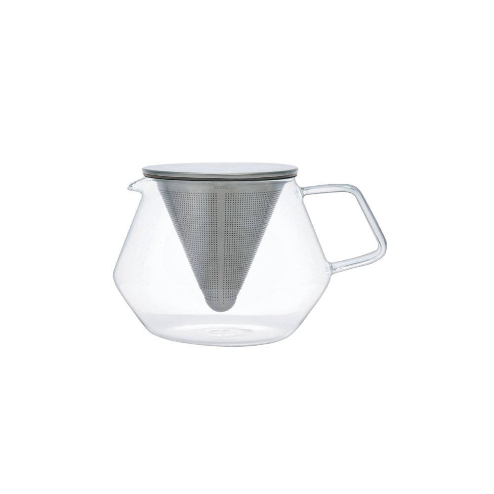 KINTO CARAT TEAPOT 850ML  GRAY-NO-COLOR