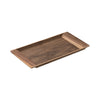 KINTO SEPIA NONSLIP TRAY 360×180MM WALNUT THUMBNAIL 0