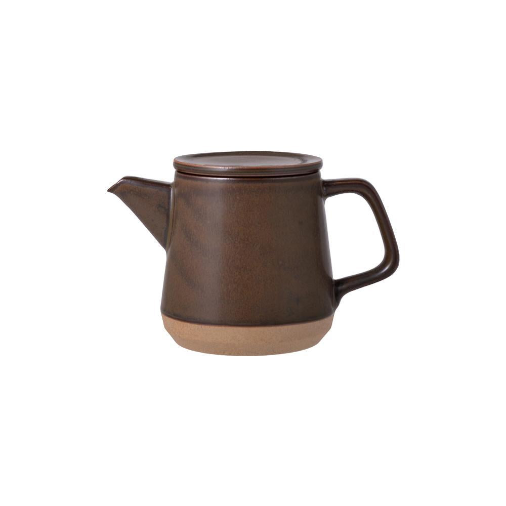 KINTO CLK-151 TEAPOT 500ML  BROWN