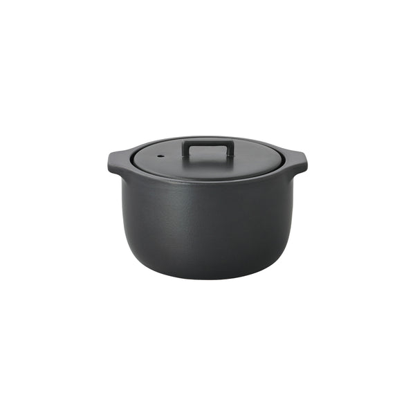 KINTO KAKOMI RICE COOKER BLACK