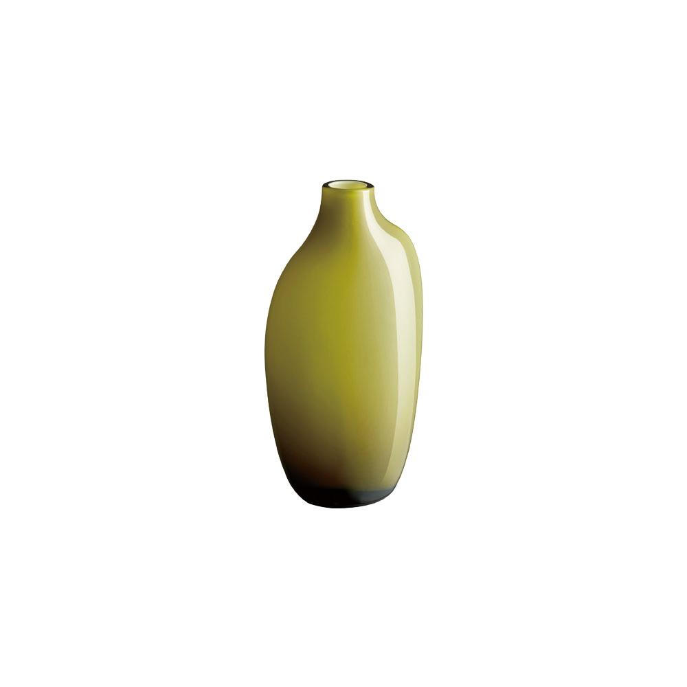 KINTO SACCO VASE GLASS 03  GREEN