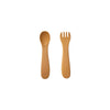 KINTO BONBO SPOON & FORK YELLOW THUMBNAIL 4