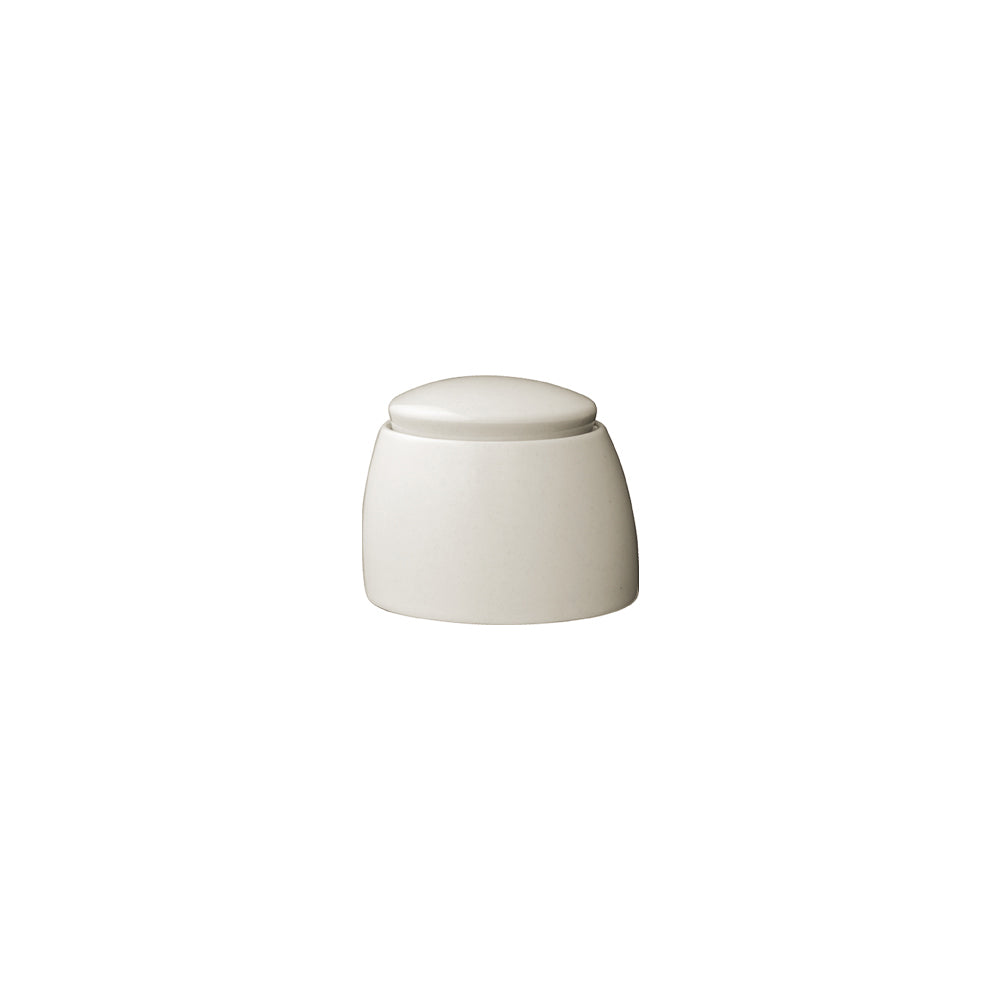 KINTO TOPO SUGAR POT WHITE THUMBNAIL 0