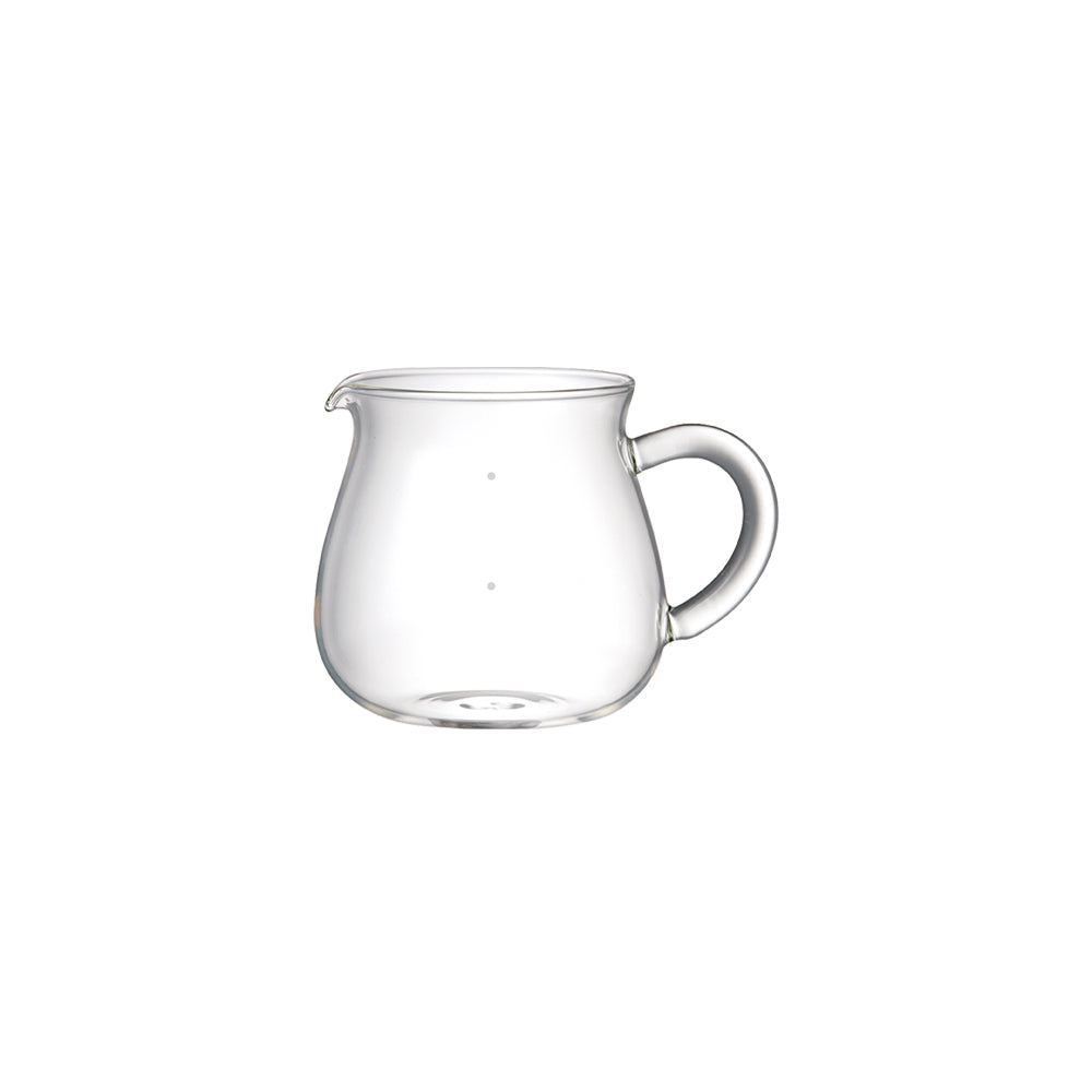 KINTO SCS-04-CS COFFEE SERVER 600ML  CLEAR