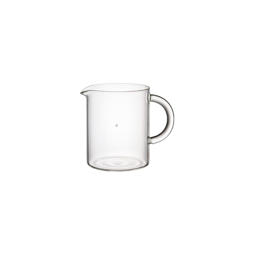 KINTO SCS-02-CJ COFFEE JUG 300ML  CLEAR