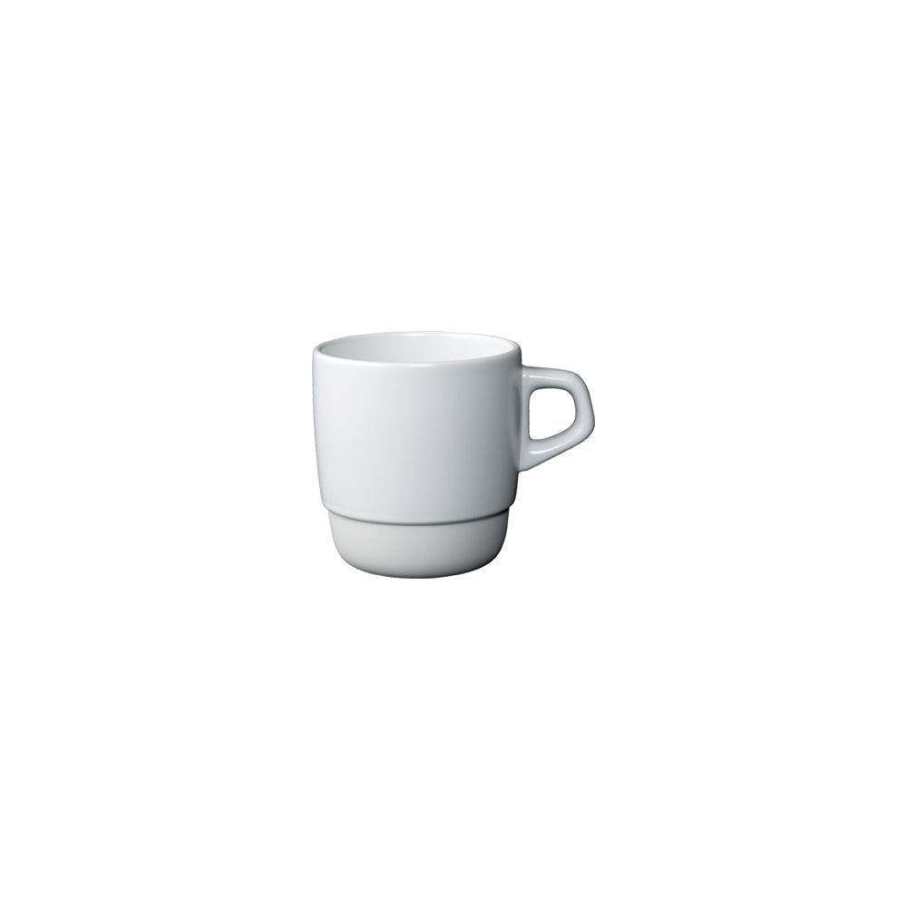 KINTO SCS STACKING MUG  WHITE