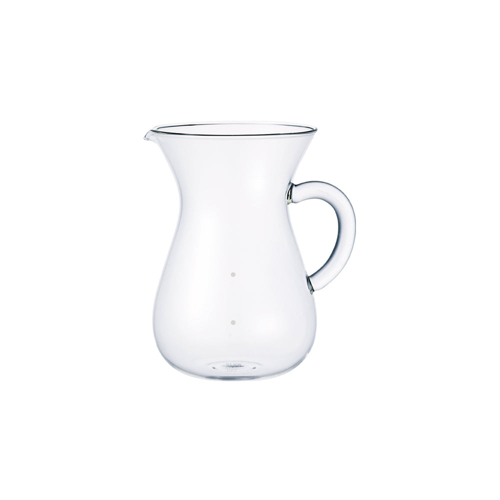KINTO SCS-04-CC COFFEE CARAFE 600ML  CLEAR