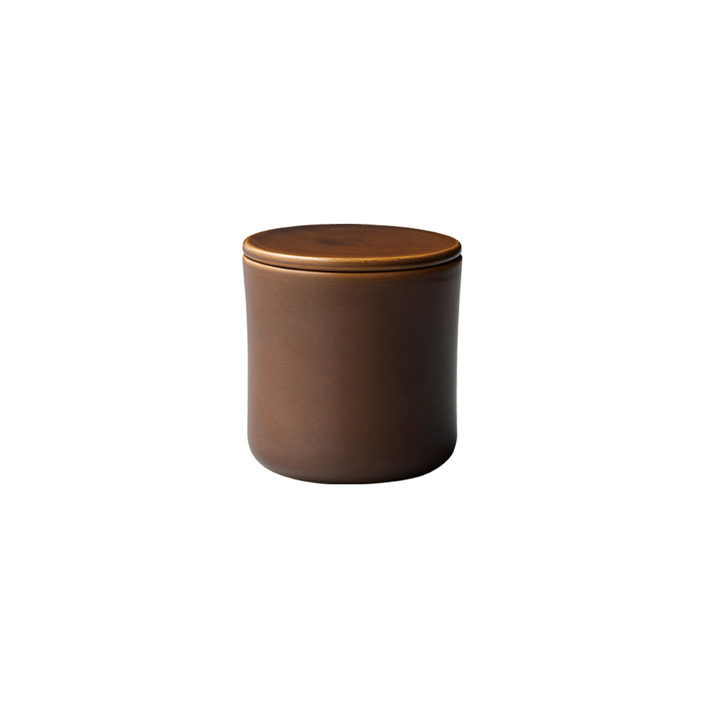 KINTO SCS COFFEE CANISTER BROWN THUMBNAIL 0