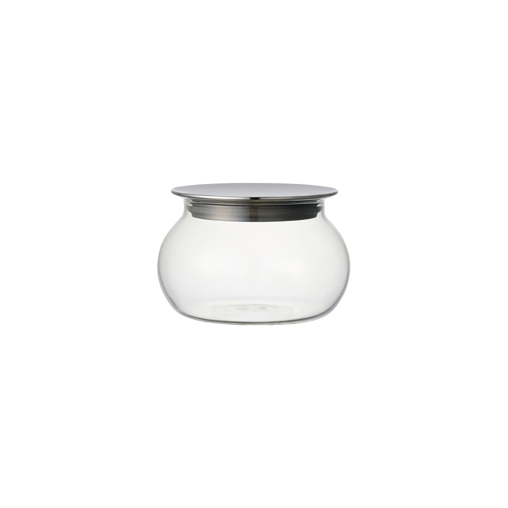 KINTO TOTEM CANISTER 450ML  CLEAR