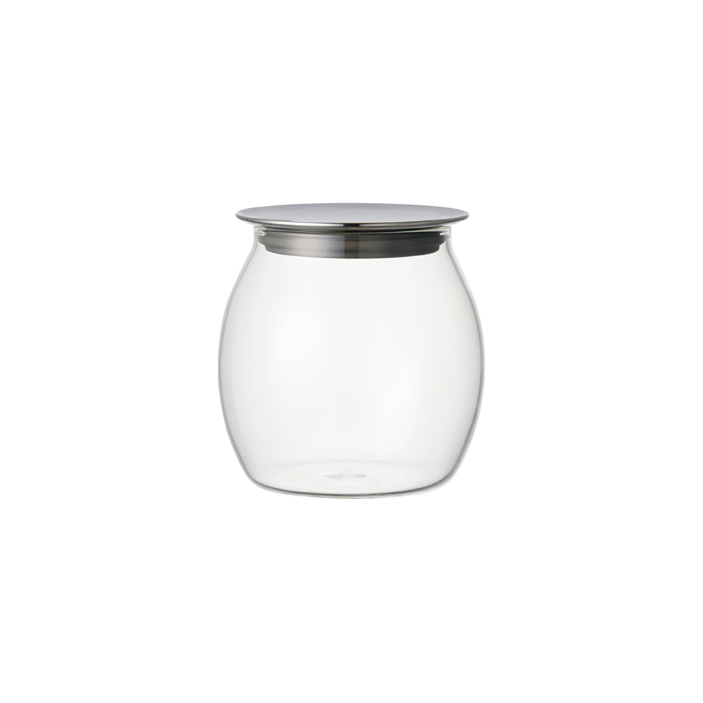 KINTO TOTEM CANISTER 800ML  CLEAR