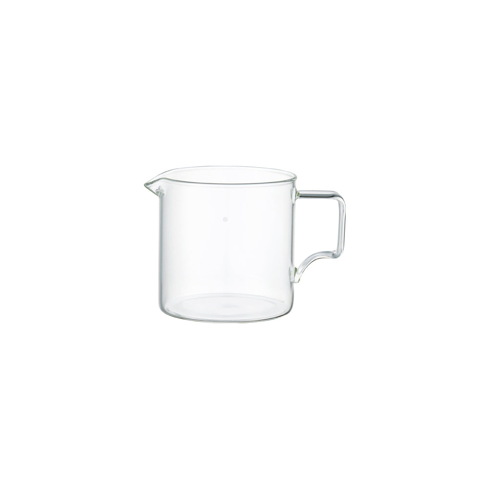 KINTO OCT COFFEE JUG 300ML  CLEAR