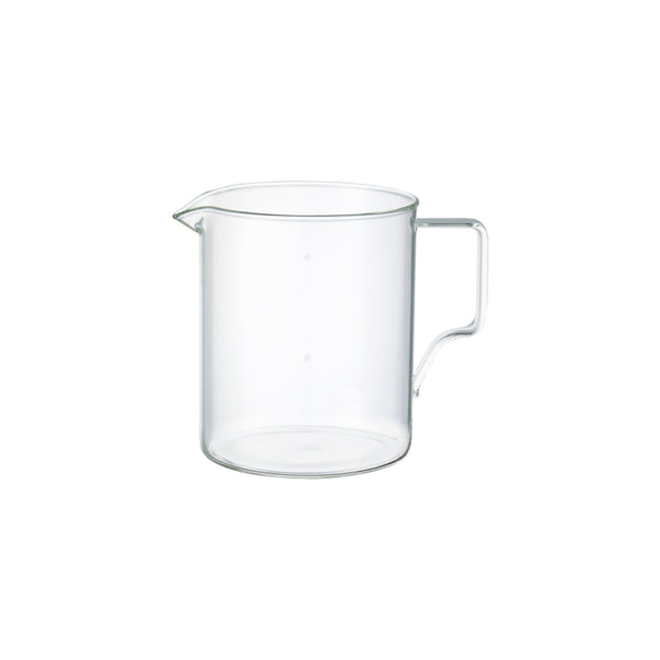 KINTO OCT COFFEE JUG 600ML CLEAR