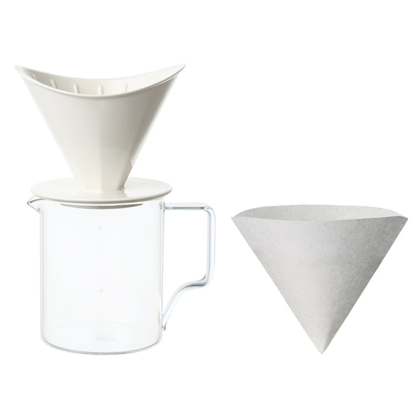 OCT brewer jug set 4cups - KINTO Europe