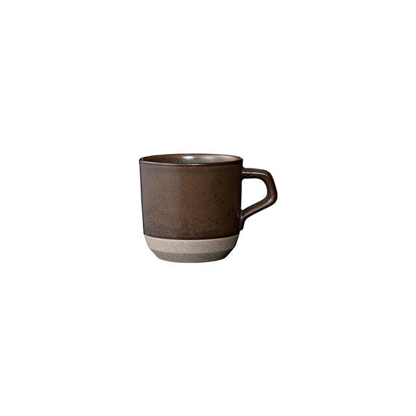 KINTO CLK-151 SMALL MUG 300ML BROWN