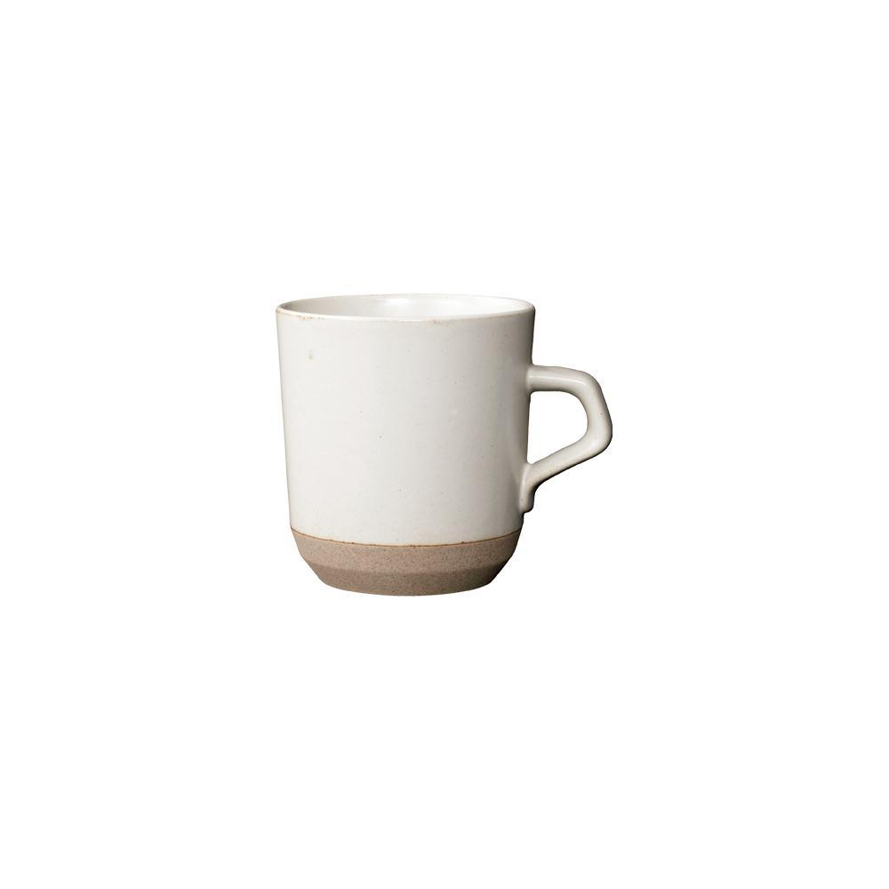 KINTO CLK-151 LARGE MUG 410ML  WHITE