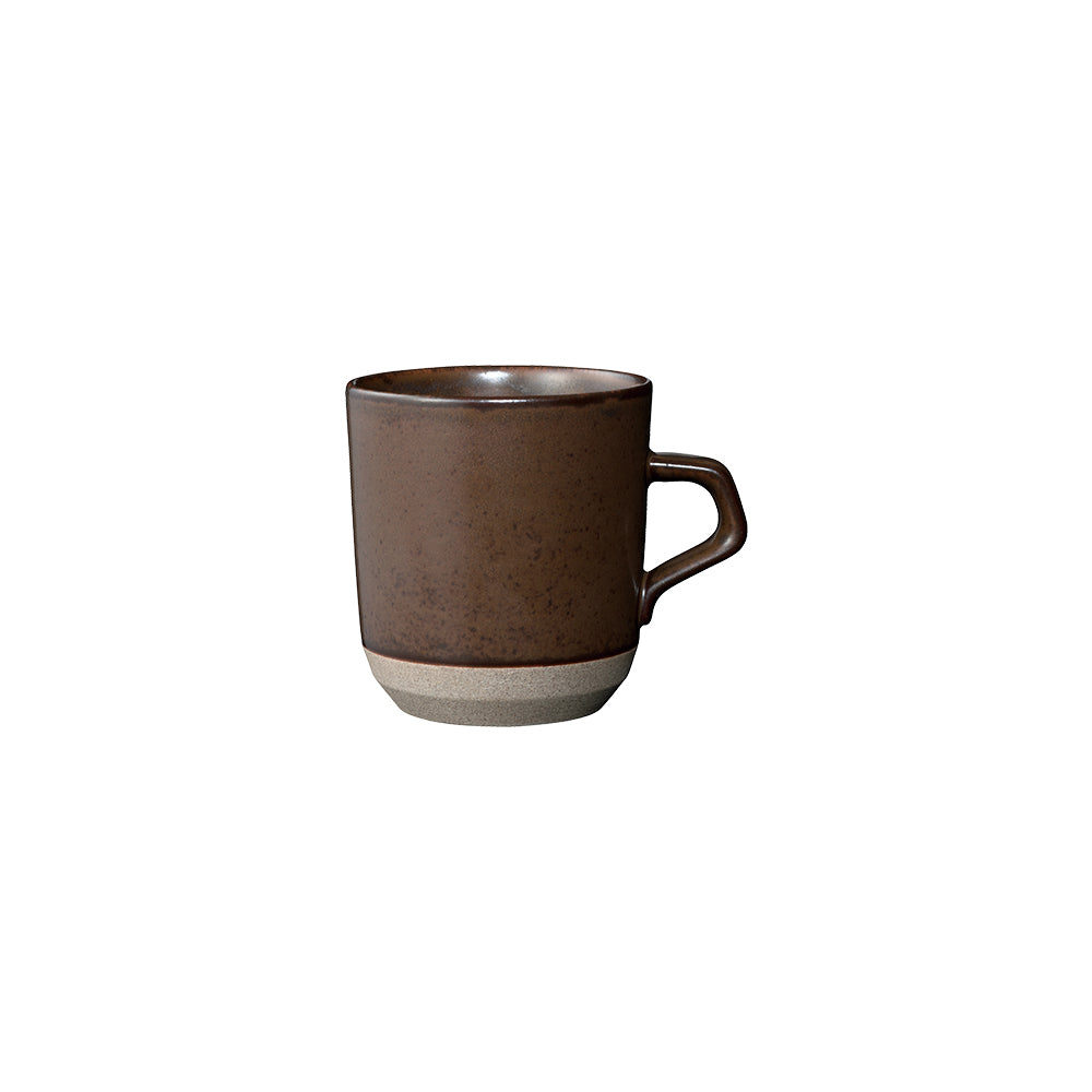KINTO CLK-151 LARGE MUG 410ML BROWN THUMBNAIL 8
