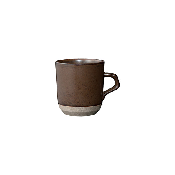 KINTO CLK-151 LARGE MUG 410ML BROWN