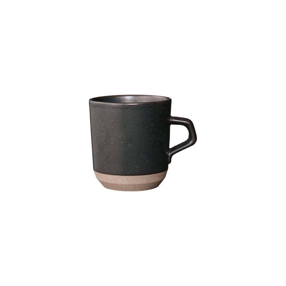 KINTO CLK-151 LARGE MUG 410ML  BLACK