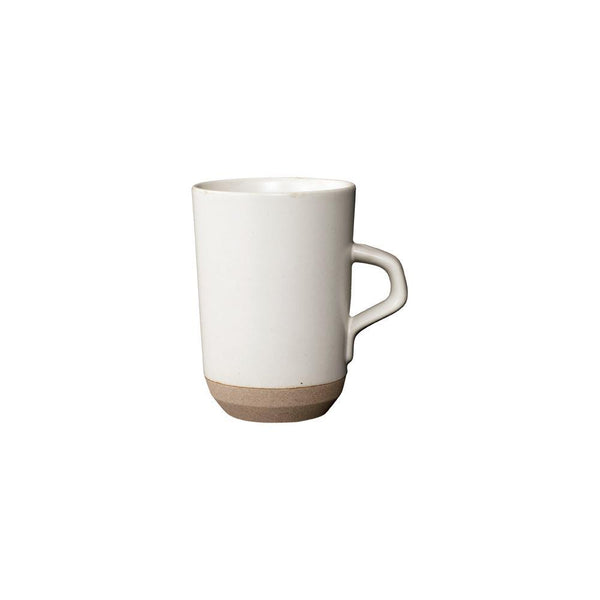KINTO CLK-151 TALL MUG 360ML WHITE