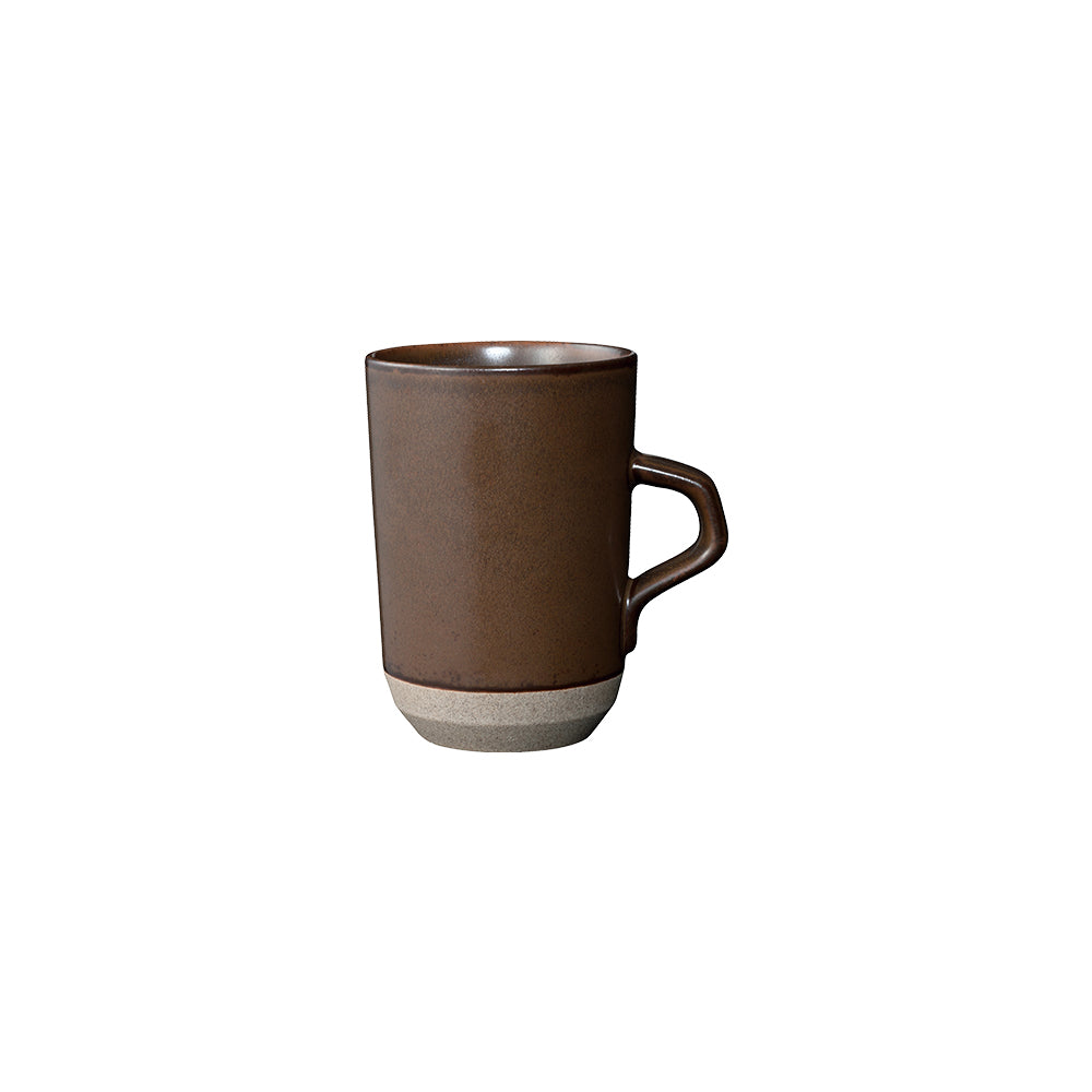 KINTO CLK-151 TALL MUG 360ML BROWN THUMBNAIL 8
