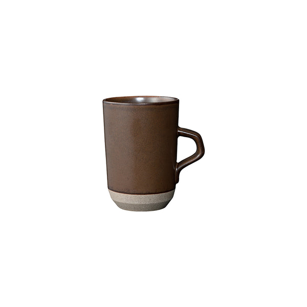 KINTO CLK-151 TALL MUG 360ML BROWN