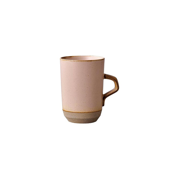 KINTO CLK-151 TALL MUG 360ML PINK