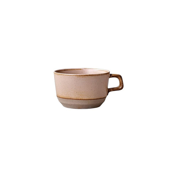 KINTO CLK-151 WIDE MUG 400ML PINK