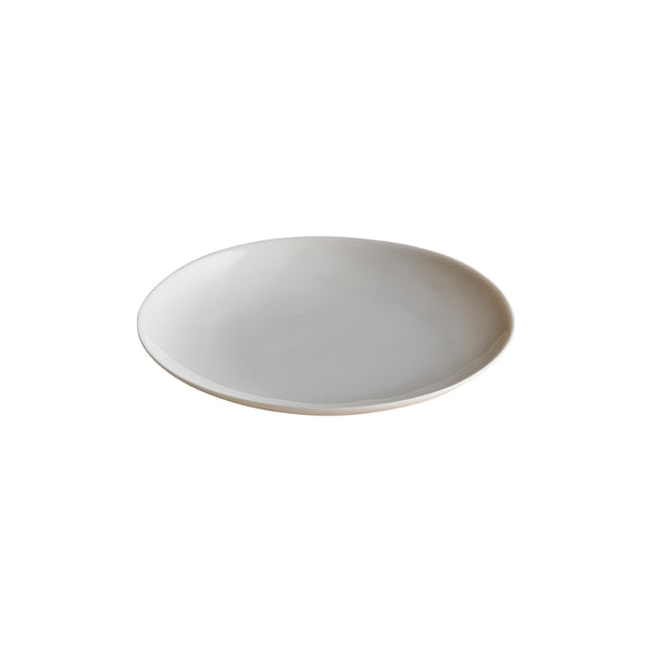 KINTO ATELIER TETE PLATE 180MM OFF-WHITE
