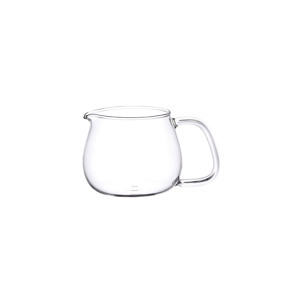 KINTO UNITEA JUG SMALL  CLEAR