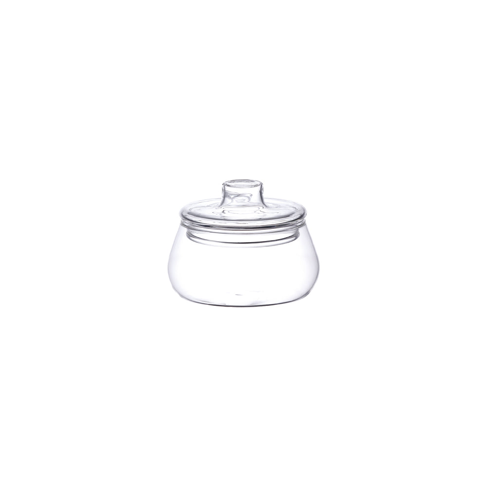 KINTO UNITEA SUGAR POT  CLEAR