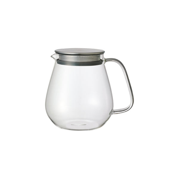 KINTO UNITEA ONE TOUCH TEAPOT 720ML GRAY-NO-COLOR