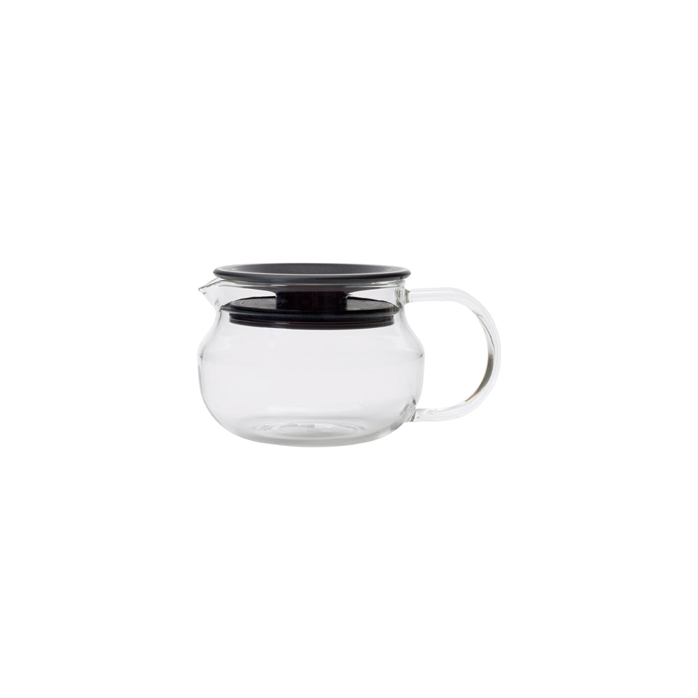KINTO ONE TOUCH TEAPOT 280ML  BROWN
