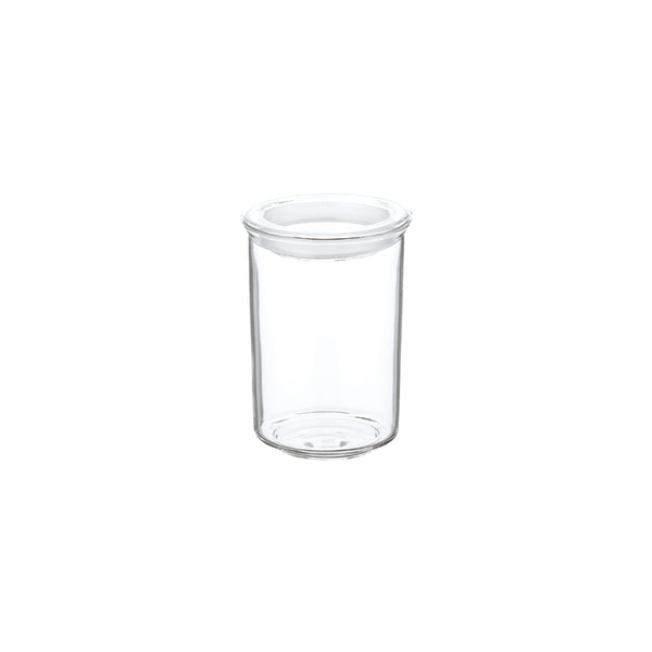 KINTO CAST Φ80 GLASS LID CANISTER TALL CLEAR