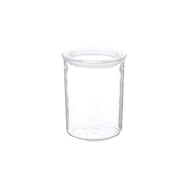 KINTO CAST Φ105 GLASS LID CANISTER TALL CLEAR