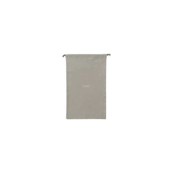 KINTO KINTO GIFT BAG 270X350MM GREY