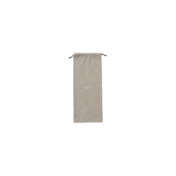 KINTO KINTO GIFT BAG 200X380MM GREY