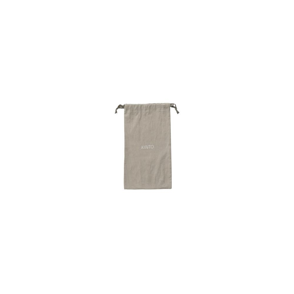 KINTO KINTO GIFT BAG 200X280MM  GREY