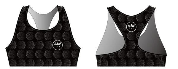 BOLD BLACK  2021 - Sports Bra