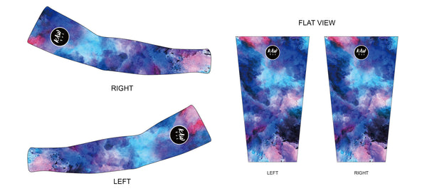 COLOR EXPLOSION  2021 - Arm Warmers