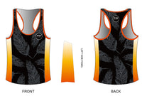 FIRE FEATHER 2021 - Running Singlet