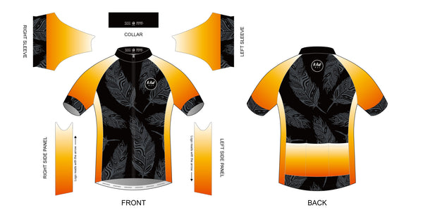 FIRE FEATHER  2021 - Cycling Jersey