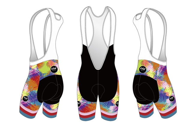 TROPICAL DAYS 2021 - Bib Shorts