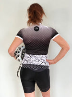 Diamond Collection - Cycling Jersey - Black